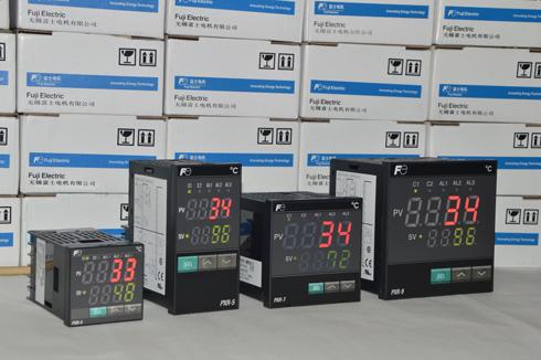 日本富士温控器PXR-5